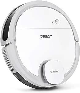 【細菌除去率99%】エコバックス ECOVACS DEEBOT OZMO 901 ロボット掃除機 フローリング/畳/カーペット掃除 マッピング 水拭き対応 バーチャルウォール スマホ連動 カスタム清掃 Alexa対応