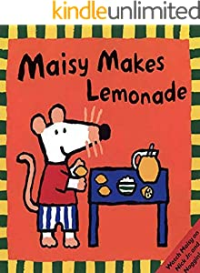 Maisy Makes Lemonade: Children's picture book (English Edition)