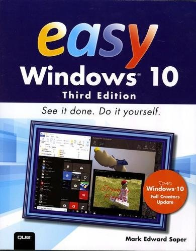 Download Easy Windows 10 (3rd Edition) 0789759799
