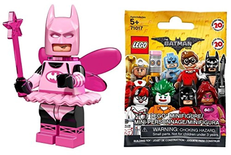 レゴ バットマン ザ?ムービー ミニフィギュアシリーズ フェアリー?バットマン(未開封品)|THE LEGO Batman Movie Minifigures Series Fairy Batman 【71017-3】