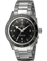 [オメガ]OMEGA 腕時計 シーマスター 300 マスターコーアクシャル ブラック 233.30.41.21.01.001 メンズ [並行輸入品]