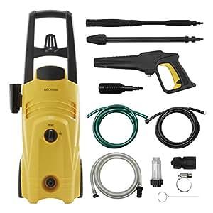 アイリスオーヤマ 高圧洗浄機 吸水ホースセット 西日本専用 FIN-801W