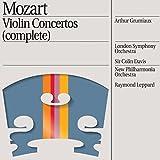 Violin Concerti 1-5 画像