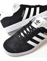 adidas GAZELLE アディダス ガゼル ブラック×ホワイト メンズ スニーカー