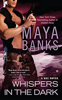 Whispers in the Dark (KGI series) by [Banks, Maya]