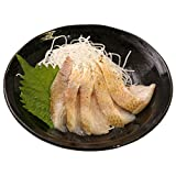 【 冷凍 】 のどぐろ (国産・韓国産) の 炙りの お造り 約50g(10g×5切れ) 真空パック の 刺し身