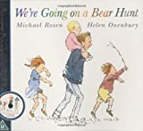 We're Going On A Bear Hunt + Cd (Book & DVD)
