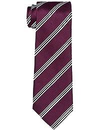 [ドレスコード101] ネクタイ 洗える ビジネス用 メンズ 選べる36柄 カジュアル ウォッシャブル ストライプ ドット ブルー ネイビー 黒 赤など 結婚式 TIE-0