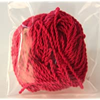 Zeekio Yo-yo Strings - Hot Pink Ten (10) Pack of 100% Cotton Yo-Yo String by Zeekio