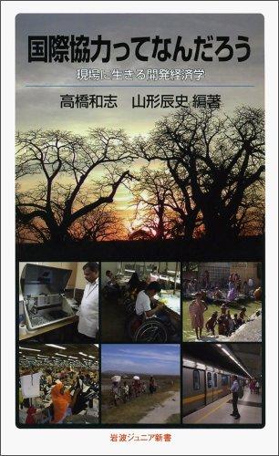 国際協力ってなんだろう――現場に生きる開発経済学 (岩波ジュニア新書)の詳細を見る