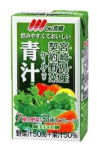 南日本酪農協同 OH!宮崎青汁 125ml×24本