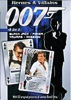 トランプ 007 シリーズ ミッションゲーム (人物)