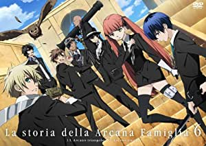 アルカナ・ファミリア 6 (通常版) [DVD]