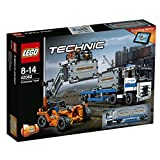 レゴ (LEGO) テクニック コンテナトラック & ローダー 42062