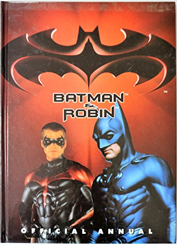 Batman and Robin: Official Annual