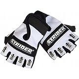 STRIDER ( ストライダー ) プロテクター ライダーズ フィンガーレス グローブ S