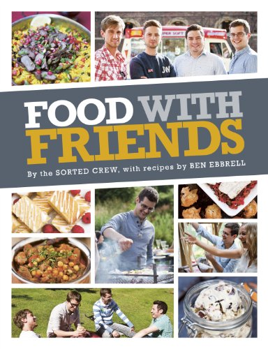 Food with friends ebook the sorted crew amazon kindle store food with friends by the sorted crew forumfinder Image collections