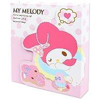 【マイメロディ】フォトアルバム フワメロ ピンク☆フワメロにメロメロシリーズ
