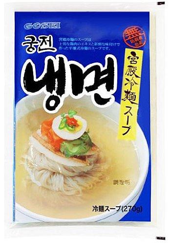 ☆韓サイ☆韓国 冷麺 宮殿 冷麺 スープ☆