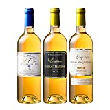 My Wine CLUB 貴腐ワイン飲み比べ3種3本セット 750ml×3本