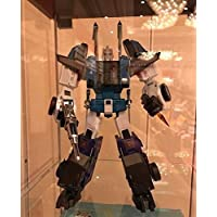 STERLING Transformers 27cm Sixshot Figure D10 Hanzo Ver.New