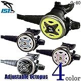 IST PROLINE(アイエスティ プロライン) ダイビング オクトパス Adjustable Octopus O-60 ダイビング マリンスポーツ