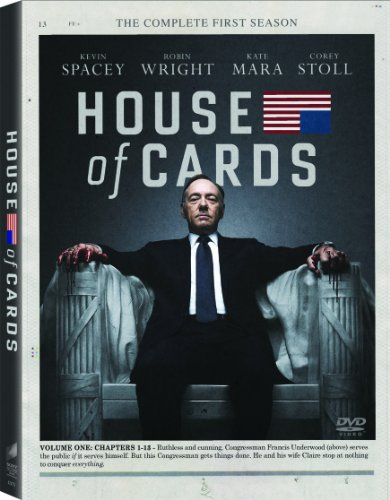 House of Cards: The Complete First Season [DVD] [Import] - House of Cards