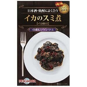 アシストバルール PESCAMAR イカのスミ煮 111g
