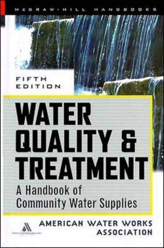 Download Water Quality & Treatment Handbook 0070016593