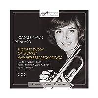 キャロル・ドーン・ラインハルト トランペット名演集 (The First Queen of Trumpet and Her Best Recordings ~ Trompetenkonzerte   Trumpet Concertos / Carole Dawn Reinhart) (2CD) [輸入盤]