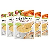 エム・シーシー食品 国産6種野菜のスープ 160g×5個