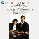 ベートーヴェン:ヴァイオリン協奏曲、ロマンス第1番&第2番