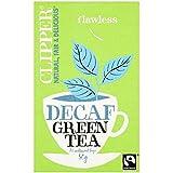 1パッククリッパーフェアトレードカフェイン抜きの緑茶26 - Clipper Fairtrade Decaf Green Tea 26 per pack [並行輸入品]