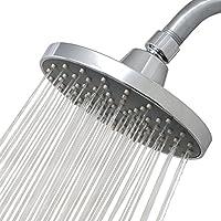 Topスプレー6インチシンプルな低圧力Smallシャワーヘッド