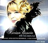 ヘンデル: オペラ集 他 (Karina Gauvin : Prima Donna / Arion Orchestre Baroque, Alexander Weimann) [輸入盤]