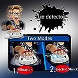 キッズショッキング嘘つきの検出器のゲームジョークのおもちゃの多角形パーティーゲーム