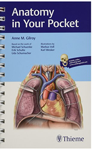 Download Anatomy in Your Pocket 1626239126