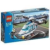 レゴ (LEGO) シティ 警察 警察ヘリコプター 7741