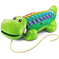 VTech Pull and Learn Alligator [並行輸入品]