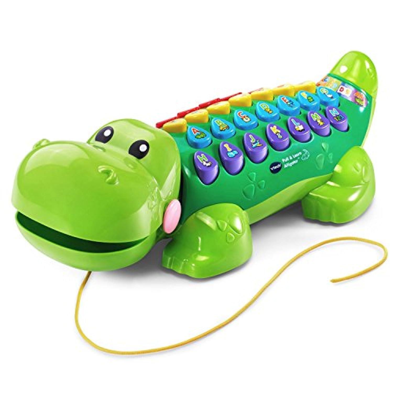 VTech Pull and Learn Alligator [並行輸入品]