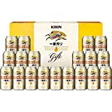 キリン一番搾り生ビールセット K-ICI [ 350mlx19本 ] [ギフトBox入り]