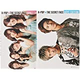 【Amazon.co.jp限定2冊セット】K-POP,THE SECRET FACE BOYS EDITION&GIRLS EDITION
