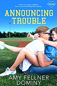 Announcing Trouble by [Fellner Dominy, Amy]