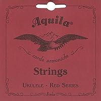 Aquila アクィーラ ソプラノウクレレ用弦 バラ弦 Low-Gタイプ 60センチメートル AQ-SLG/S  70U