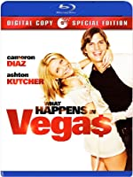 What Happens in Vegas :拡張Jackpot Special Edition Blu - ray