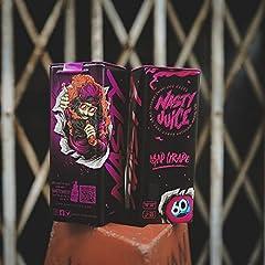 Nasty Juice 新パッケージ ナスティージュース 60ml シリーズ VAPE 電子タバコ リキッド マレーシア産 (A$AP GRAPE (アサップグレープ))