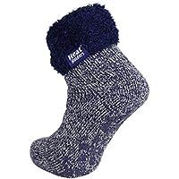 Heat Holders Warm Winter Thermal Lounge Socks