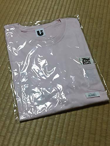 UVERworld 超世界 ビッグ Tシャツ ピンク...