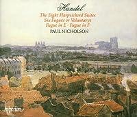 Handel;Harpsichord Suites