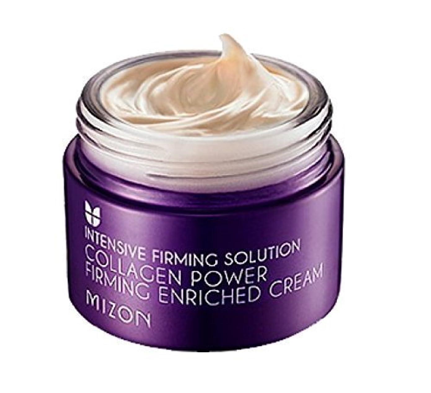お勧めプレビュールーフMIZON Collagen Power Firming Enriched Cream (並行輸入品)
